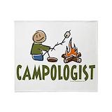 Camping Fleece Blankets