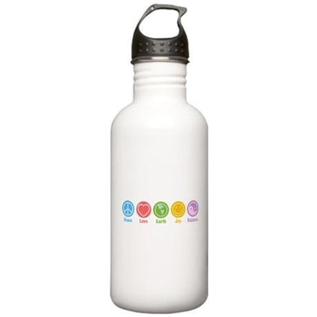 Universal Symbols Stainless Water Bottle 1.0L