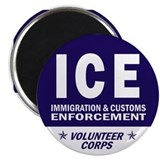 ICE - Immigration &amp; Customs 2.25&quot; Magnet (100 pack
