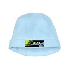 Sun/Earth SOLAR Energy baby hat