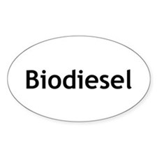 Biodiesel Decal