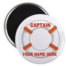 Customizable Life Preserver Magnet