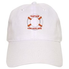 Customizable Life Preserver Baseball Cap