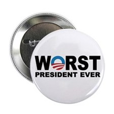 "Anti Obama 2012 2.25"" Button (100 pack)"