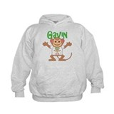 Little Monkey Gavin Hoody