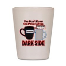 Dark Side Shot Glass