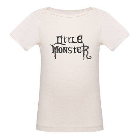 Little Monster Organic Baby T-Shirt