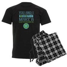 You and I Sustainability Pajamas