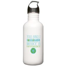 You and I Sustainabili Water Bottle