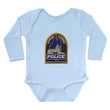 Karnak Police Long Sleeve Infant Bodysuit