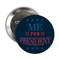 "Presidents 2.25"" Button"