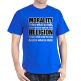Morality What is Right T-Shirt