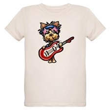 Yorkie Rocker T-Shirt