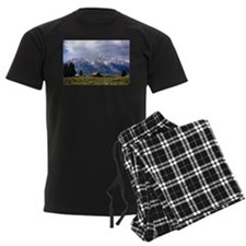 Grand Tetons National Park Pajamas