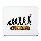 Basketball Evolution Mousepad