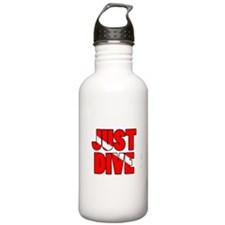 Just Dive Water Bottle