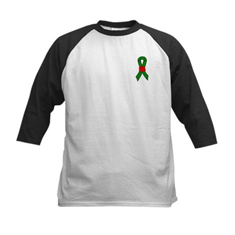 Organ Donor Heroes Kids Baseball Jersey