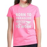 Born to Paraglide Tee