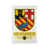 Neuwied Rectangle Magnet (10 pack)