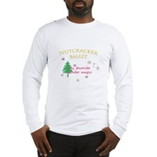 Nutcracker Ballet 2011 Long Sleeve T-Shirt