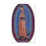 12 Lady of Guadalupe 22x14 Wall Peel