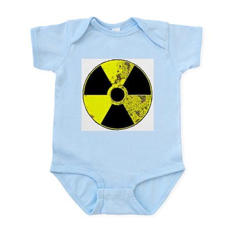 Nuclear Logo Infant Bodysuit