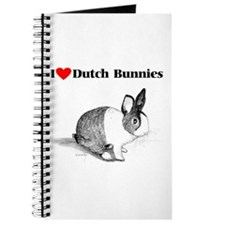 Dutch Bunny Journal