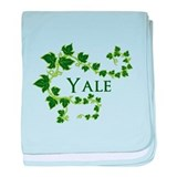 Ivy League baby blanket