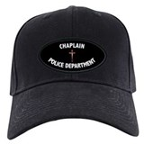 Catholic Police Chaplain Baseball Hat 2