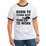 Born to Scuba Dive T