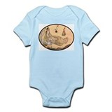 Queen of Sheba Infant Bodysuit