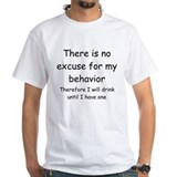 no excuse Shirt