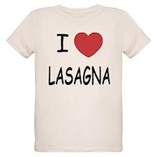 I heart lasagna T-Shirt
