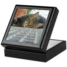 Sleep in Peace Keepsake Box