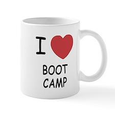 I heart boot camp Mug