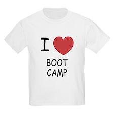 I heart boot camp T-Shirt