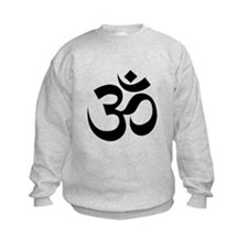 Yoga Om Sweatshirt