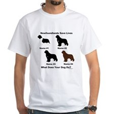 4 Newfoundlands Shirt