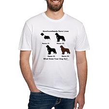 4 Newfoundlands Shirt