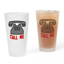 Funny Phone Drinking Glass
