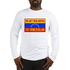 Funny Venezuelan Long Sleeve T-Shirt
