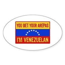 Funny Venezuelan Decal