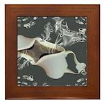 Coffee Time! Framed Tile