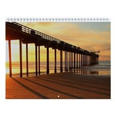 San Diego County Wall Calendar