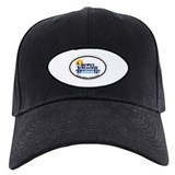 Dewey Beach DE - Oval Design Baseball Cap