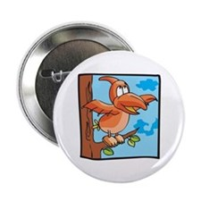 Cute Pterodactyl Button