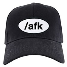 /afk Baseball Hat