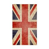 UK Faded Decal