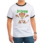 Little Monkey Joseph Ringer T