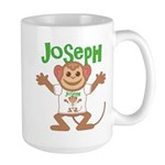 Little Monkey Joseph Large Mug